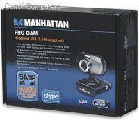 460491 Manhattan Procam 5 0 Mega Pixel Web camera
