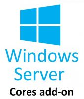 SF-MDWS16-C4 Microsoft DSP Windows Server 2016 cores Add-on license - 4 extra cores