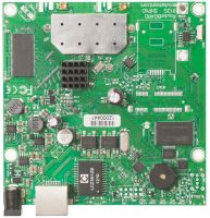 MT-RB911G-5HPND MikroTik RouterBOARD 911G-5HPND - Integrated 5Ghz high power wireless card, 1x Gigabit LAN, RouterOS L3