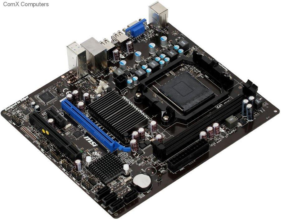 MSI N1996 VIA VT8237A VGA DRIVER