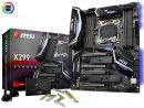 X299 GAMING PRO CARBON AC MSI X299 Gaming PRO Carbon AC X299 Chipset LGA 2066 Motherboard
