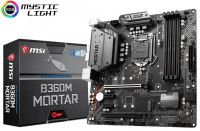 MB-MB360MM MSI B360M Mortar B360 Chipset Generation 8 LGA 1151 Motherboard