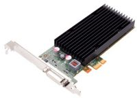 QNVS300-DP nVidia Quadro NVS 300 Workstation GPU, PCI Express 2.0, 512MB DDR3, 64-Bit Memory Interface
