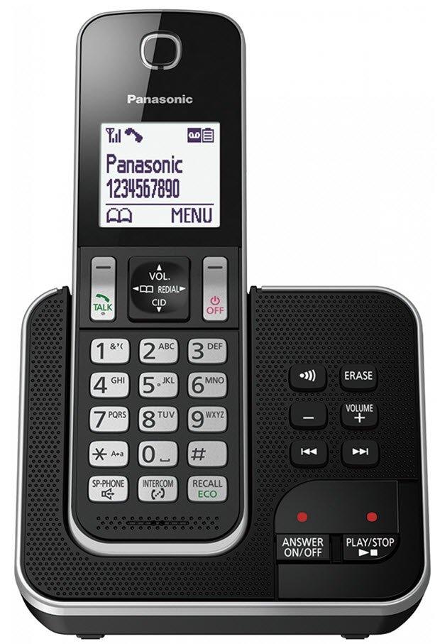 Specification sheet (buy online): KXTGD320SAB Panasonic Dect Phone