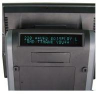 WP-80 VFD Poslab WavePOS 80 VFD Module with RS232 Interface