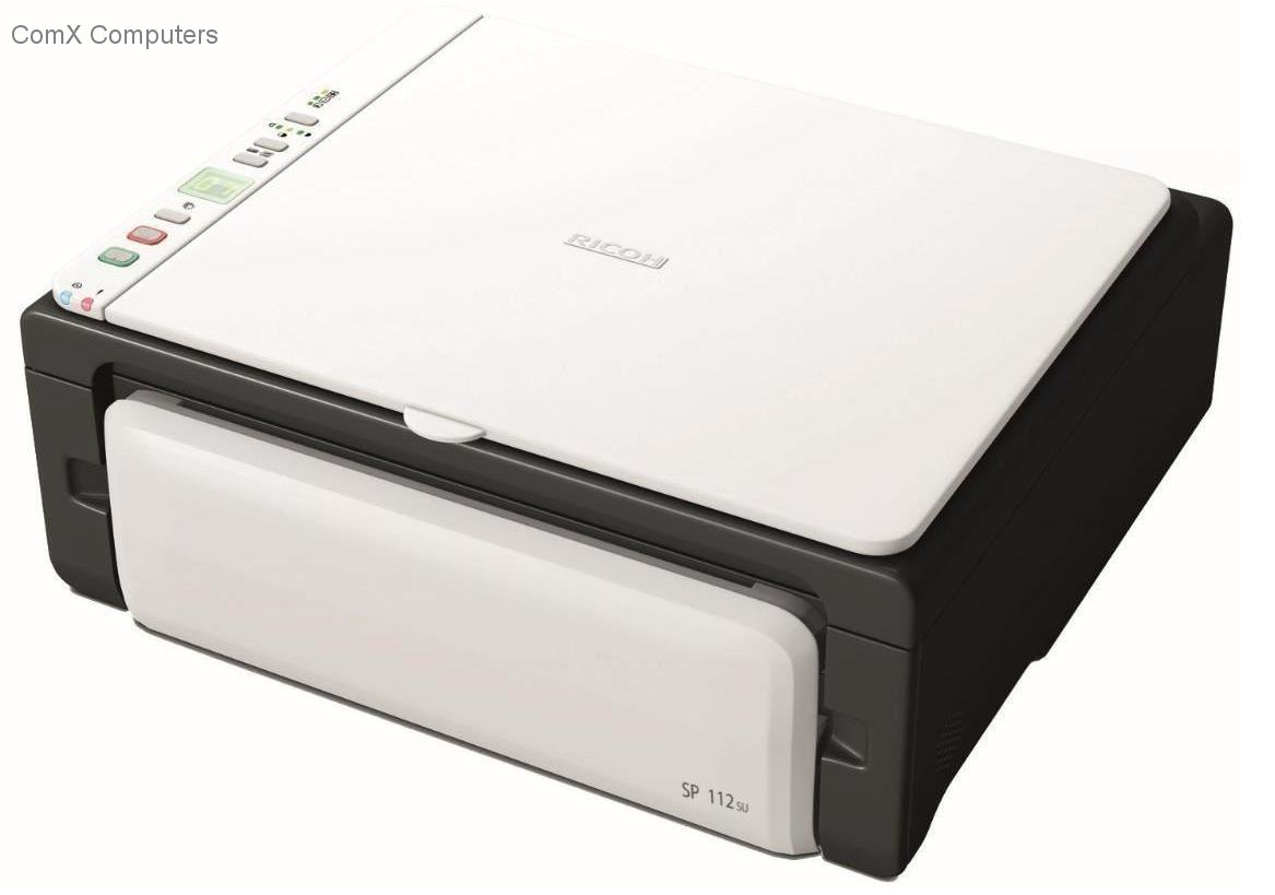 how to set ricoh printer online