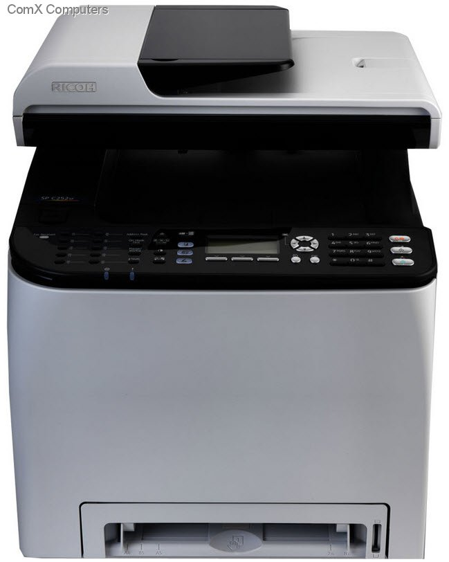 RICOH SP C250SF PRINTER USB TWAINWIA DRIVERS WINDOWS XP