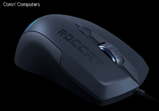 cdac828a218 ROCCAT Lua - Black Tri Button Gaming Mouse 2019-02-03. Specification sheet.  ROC-11-310 Gallery image 1 ROC-11-310 Gallery image 1 [Size: 546 (W) x ...