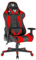 XL-1315-BK/RD Rogueware XL-1315 Series Black & Red Rally Gaming Chair