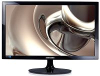 "SAMSUNG S24D300H Samsung s24D300H 24"" Glossy Black Full HD Wide LED Display"