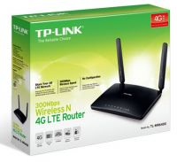 TL-MR6400 TP-Link TL-MR6400 300Mbps Wireless N 4G LTE Router