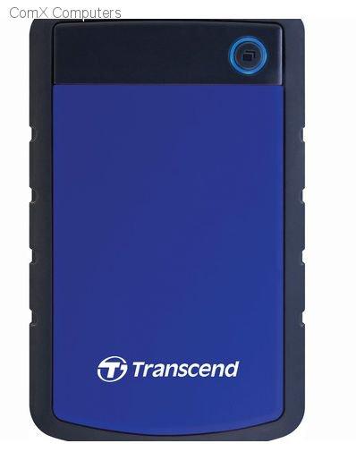 Transcend 1TB StoreJet 25H3 External Hard Drive TS1TSJ25H3P B&H