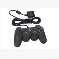 PS2-1 Unbranded Dual Shock Joypad for PS2 Playstation 2