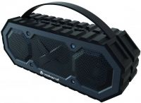 VK3023BK Volkano X Typhoon Series Black Bluetooth waterproof Speaker