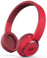 IFOPOH-RD0 Zagg iFrogz Coda Red Wireless Headphone